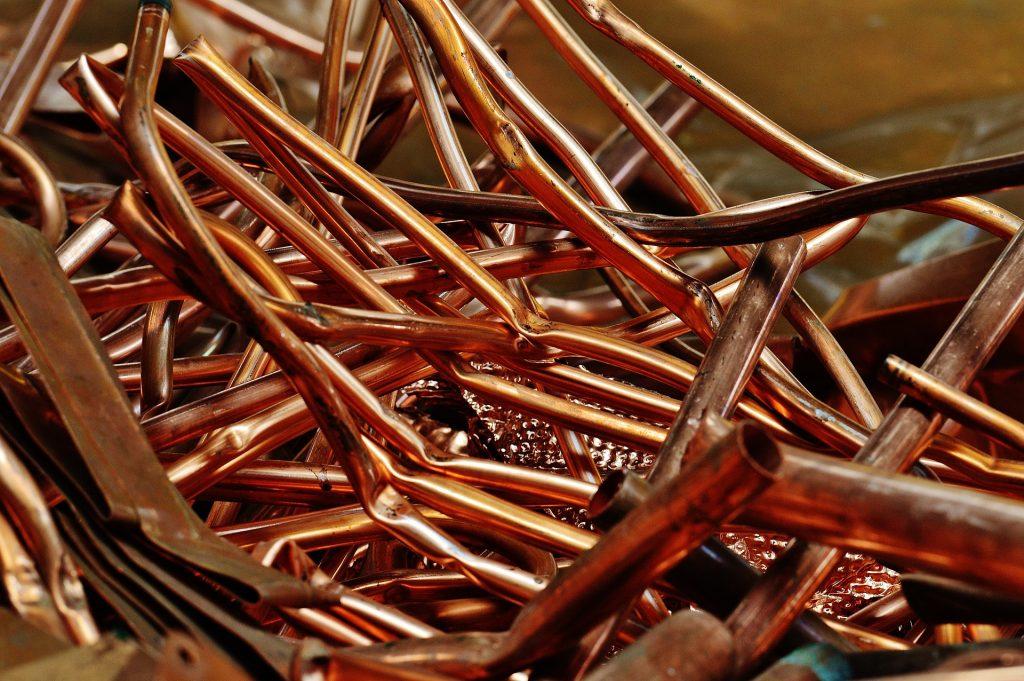 Лицензия на лом цветных металлов в СПб